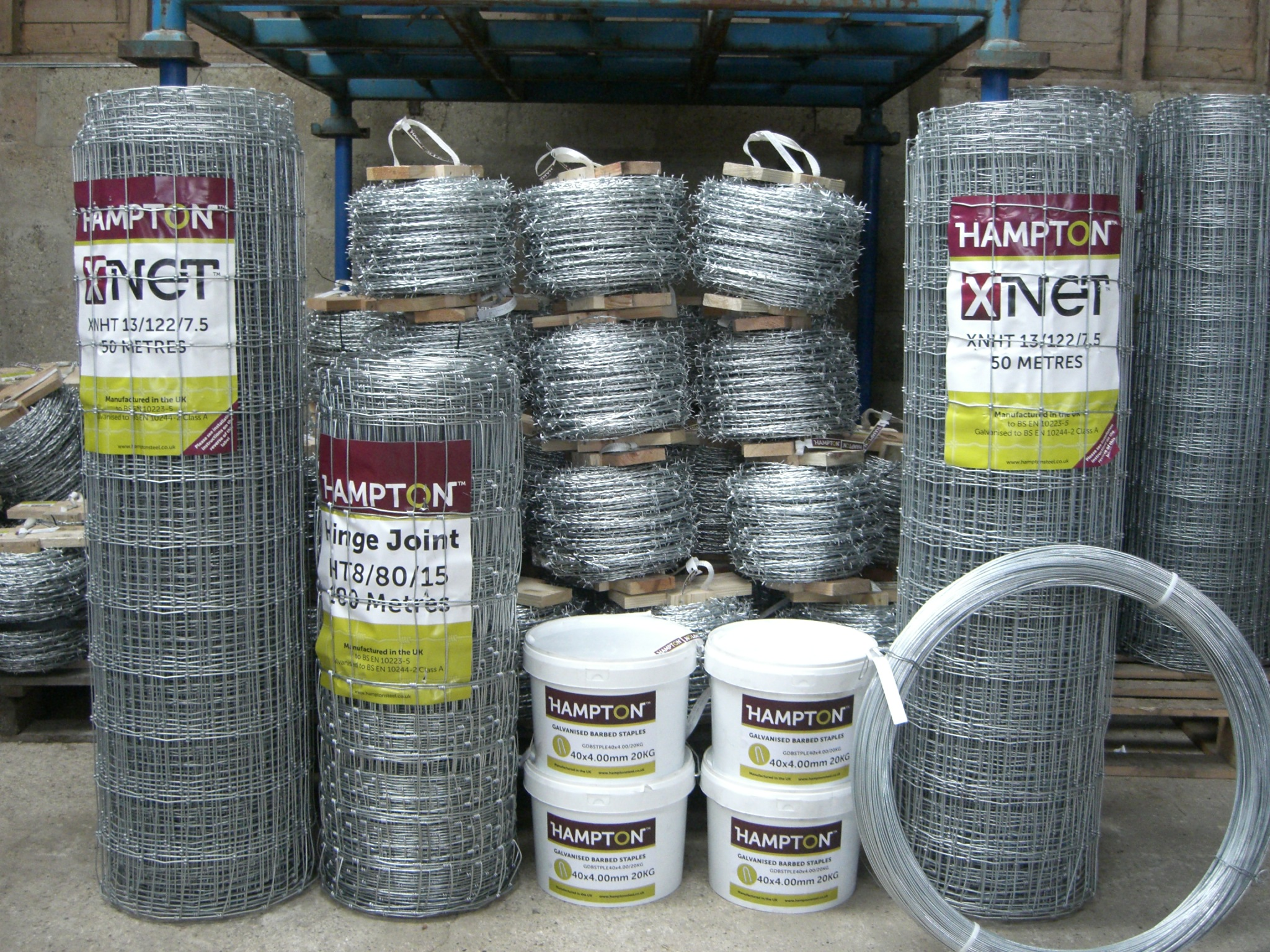 Wire – Dorset Fencing Supplies Ltd