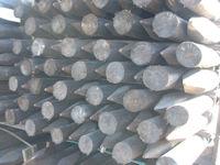 Bundle of telegraph poles